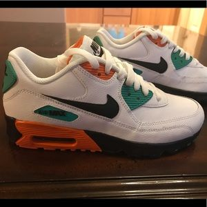 New Nike Air Max 90 Leather Starfish Sneaker US 5